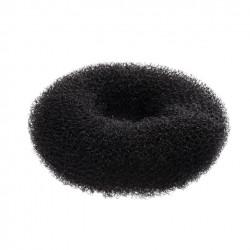 Relleno Moño Circular 3,5 cm negro