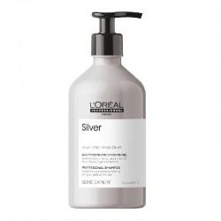 Champú 500 ml Silver Expert L'Oreal Pro