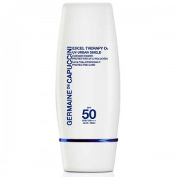 Excel therapy O2 UV urban shield SPF 50