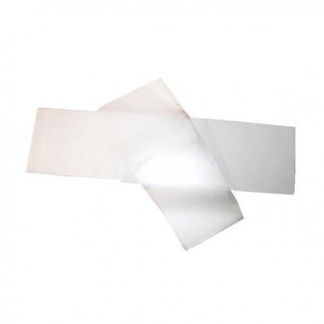 Folio mechas cristal 12X30cm 200unds
