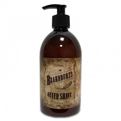 After Shave - Bálsamo regenerante 500ml