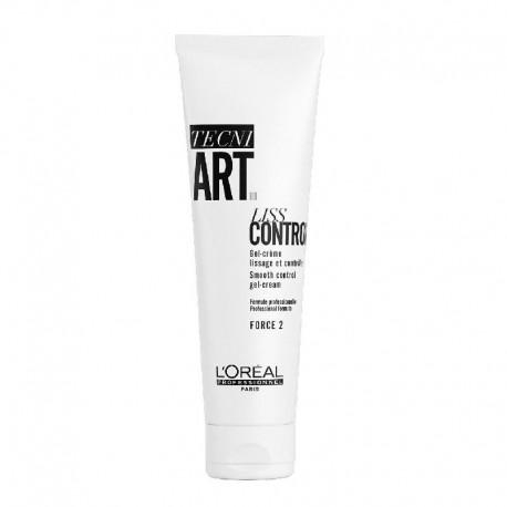 Liss control 150ml. crema tecni.art
