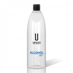 Alcohol 99º 1000ml Ufaes