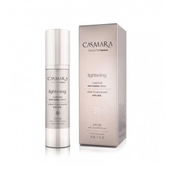 Lightening clarifying anti-aging cream