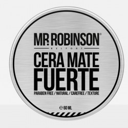 Cera mate arcilla verde 60ml MR.Robinson