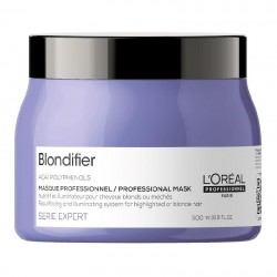 Mascarilla 500 ml Blondifier restaurador