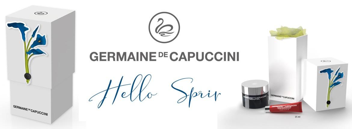 Hello Spring Germaine de Capuccini