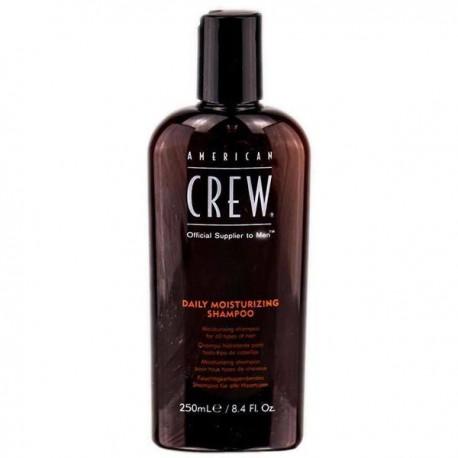 Daily moisturizing champu 250ml Crew