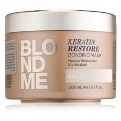 BlondMe Mascarilla Keratin Restore 200ml