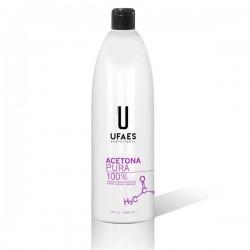 Acetona pura 100% 1000 ml Ufaes