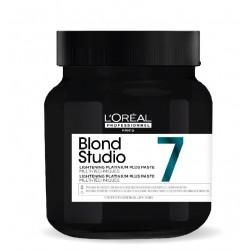 Decoloración Blond Studio Platinium Plus