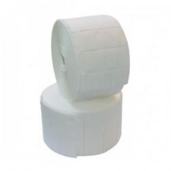 Cuadraditos de algodon 4X5cm BOLSA 2X500