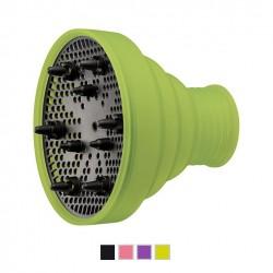 Difusor Plegable verde Silicona