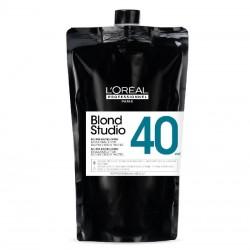 Coloración Oxidante Blond Studio 40 vol.
