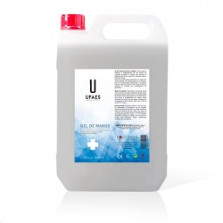 Gel hidroalcoholico 5000ml Ufaes
