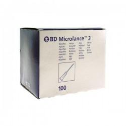 Aguja hipodermica Microlance 0,4 x 13 mm