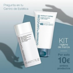 Kit higiene Gel hidro. + crema manos