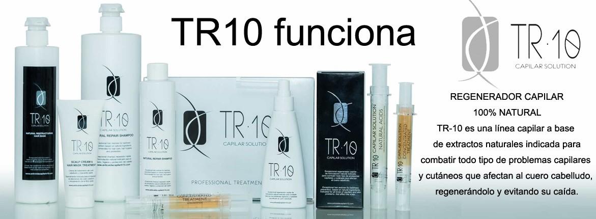 TR10 regenerador capilar